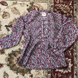 Timberland girls blouse. Size L